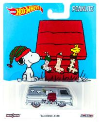 Hot Wheels Pop Culture: Peanuts '66 Dodge A100 1:64 diecast (Mattel)
