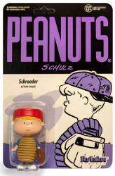 Peanuts: Baseball Schroeder ReAction action figure (Super7/2019)
