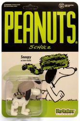 Peanuts: Raccoon Hat Snoopy ReAction action figure (Super7/2019)