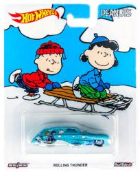 Hot Wheels Pop Culture: Peanuts Rolling Thunder diecast (Mattel)