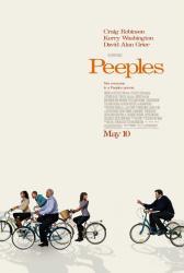 Peeples movie poster [Craig Robinson/Kerry Washington] original 27x40