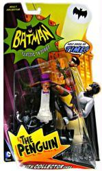 Batman 1966 TV Series: The Penguin action figure (Mattel/2013)