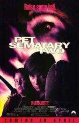 Pet Sematary Two movie poster [Edward Furlong] 27x40