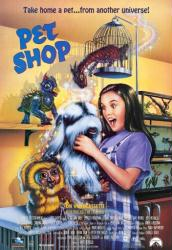 Pet Shop movie poster (1995 video poster) 27x40