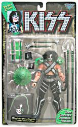 KISS: Peter Criss Ultra action figure (McFarlane Toys/1997)