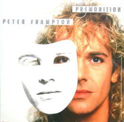 Peter Frampton poster: Premonition vintage LP/Album flat