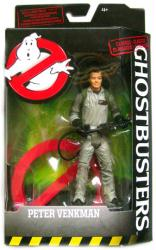 Ghostbusters Classics: Peter Venkman action figure (Mattel/2016)