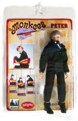 "The Monkees: 8"" Peter Tork tuxedo action figure (Figures Toy Co/2015)"