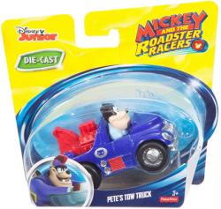 Mickey and the Roadster Racers: Pete's Tow Truck die-cast