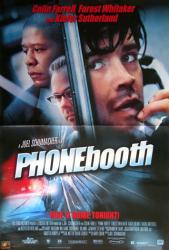 Phone Booth movie poster [Colin Farrell, Forest Whitaker] 27x40