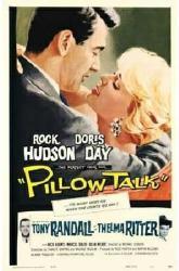 Pillow Talk movie poster [Rock Hudson & Doris Day] 11'' X 17''
