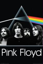 Pink Floyd poster: Dark Side of the Moon Group Shot (24'' X 36'')