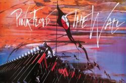 Pink Floyd poster: The Wall (36x24) Hammers