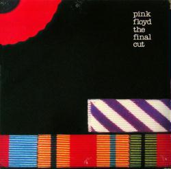 Pink Floyd poster: The Final Cut vintage LP/Album flat (1983)