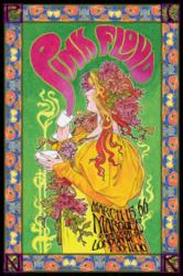 Pink Floyd poster: 1966 Concert at the Marquee Club in London (24x36)