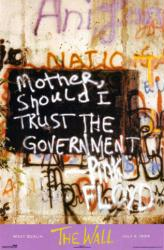 Pink Floyd poster: Mother, Should I Trust the Government (24x36)