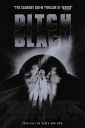 Pitch Black movie poster (2000) 27x40 video poster