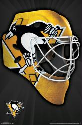 Pittsburgh Penguins poster: Mask (NHL) 22x34