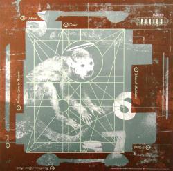 Pixies poster: Doolittle vintage LP/Album flat (1989)