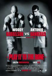Play It to the Bone movie poster [Woody Harrelson/Antonio Banderas] NM