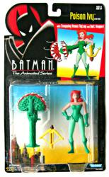 Batman The Animated Series: Poison Ivy action figure (Kenner/1993)