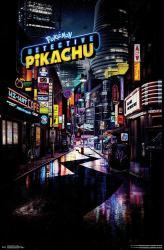 Pokemon: Detective Pikachu movie poster (22x34)