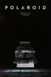 Polaroid movie poster (original 27x40 advance) August 25 version