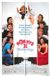 Porky's II: The Next Day movie poster (1983) original 27x41 one-sheet