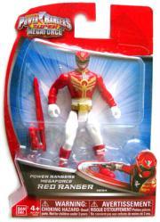 Power Rangers Super MegaForce: Power Rangers Megaforce Red Ranger