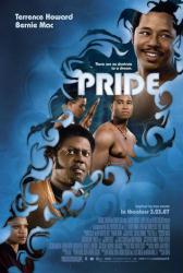 Pride movie poster (2007) [Terrence Howard, Bernie Mac] 27x40