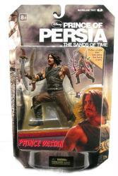 Prince of Persia: 6'' Prince Dastan Warrior figure (McFarlane/2010)