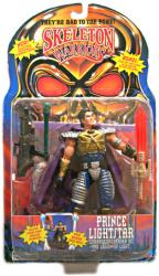 Skeleton Warriors: Prince Lightstar action figure (Playmates/1994)