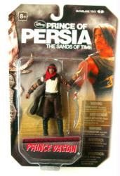 Prince of Persia Sands of Time: Prince Dastan Desert action figure