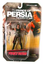 Prince of Persia Sands of Time: Prince Dastan Warrior action figure
