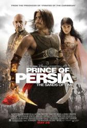 Prince of Persia: Sands of Time poster [Jake Gyllenhaal/Ben Kingsley]