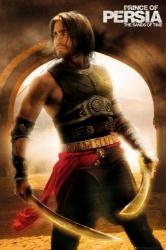 Prince of Persia: The Sands of Time movie poster [Jake Gyllenhaal]