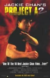 Jackie Chan's Project A 2 movie poster [Jackie Chan] 26x40 video