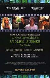 Project Greenlight Stolen Summer poster /Aidan Quinn/Bonnie Hunt 26x40