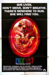 Prophecy movie poster [1979 John Frankeheimer horror film] 27x41