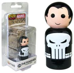 Marvel: The Punisher Pin Mate #29 wooden figure (Bif Bang Pow)