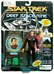 Star Trek Deep Space Nine: Q action figure (Playmates/1994)