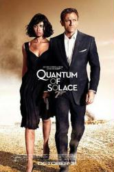 Quantum of Solace movie poster [Daniel Craig/Olga Kurylenko] 24 X 36