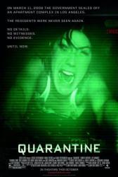 Quarantine movie poster [Jennifer Carpenter] 2008