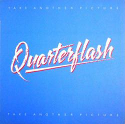 Quarterflash poster: Take Another Picture vintage LP/Album flat