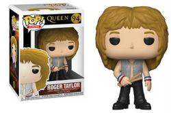 Pop! Rocks: Queen Roger Taylor #94 Vinyl figure (Funko/2018)