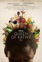 Queen of Katwe movie poster [Madina Nalwanga] 27x40 original Disney