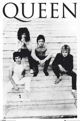 Queen poster: Brazil 1981 (24x36) Freddie Mercury