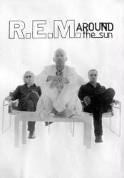 R.E.M. poster: Around the Sun (24'' X 34'') REM