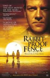 Rabbit Proof Fence movie poster [Kenneth Branagh] video poster