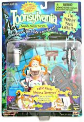 Toonsylvania: Rabid Ravin' Melissa Screetch action figure (Toy Island)